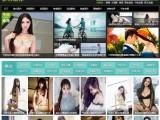 美女图片站模板图片网站整站源码带采集带手机版|帝国忆天图库